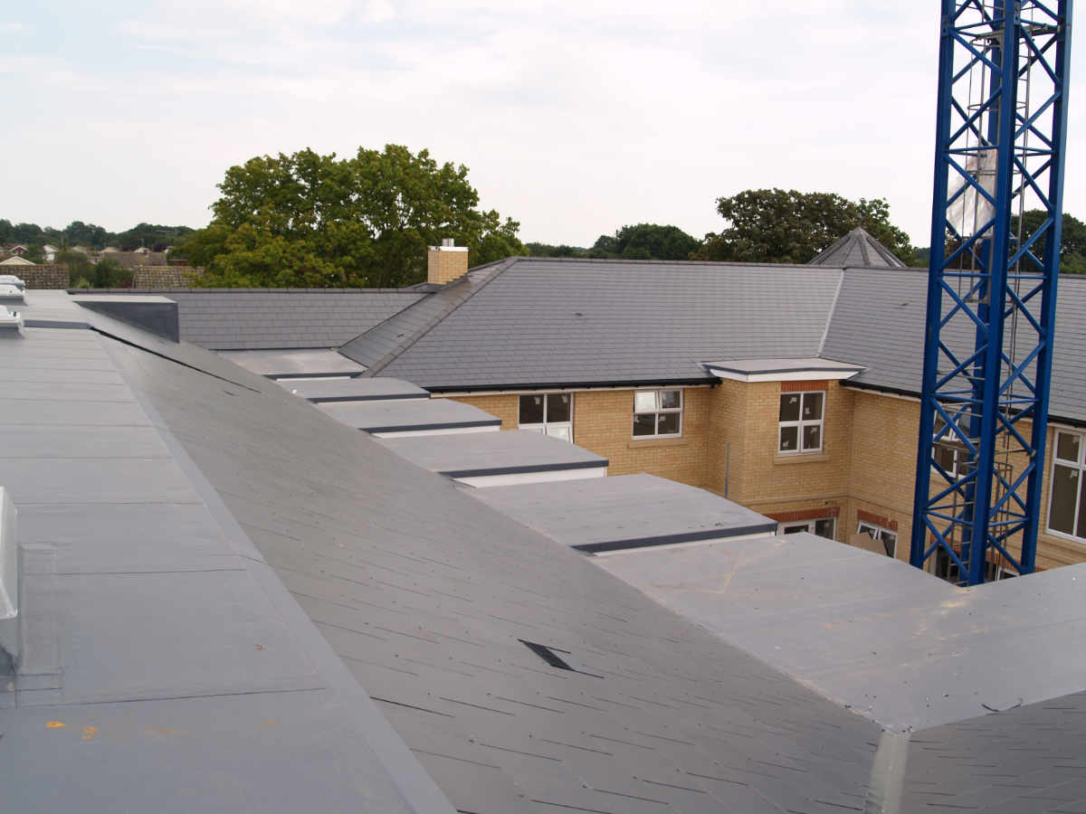 Roofing Stevenage